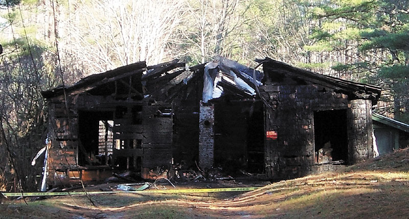 FIRE: A one-story home at 174 Shusta Road in Madison was destroyed by fire that started early Saturday morning. Investigators believe the fire likely started in a propane heating stove when no one was home.