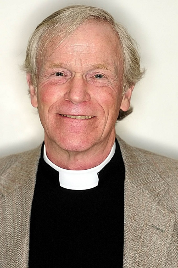 The Rev. George Lambert was recently named priest in charge at Christ Church in Gardiner.