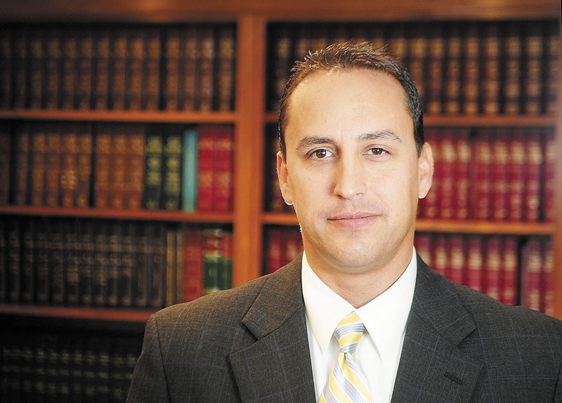 Darrick X. Banda is running district attorney of Kennebec and Somerset counties.