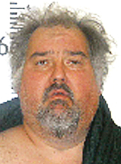 Donald Henson in police booking photo.