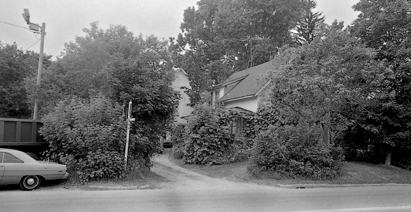 In this file photo, the Kimball house at 352 State Street in Augusta, near the Hallowell city line.