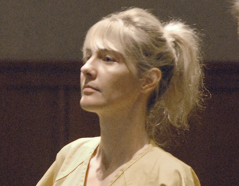 Linda Dolloff was convicted of attempting to murder her husband at their home in Standish in 2009.
