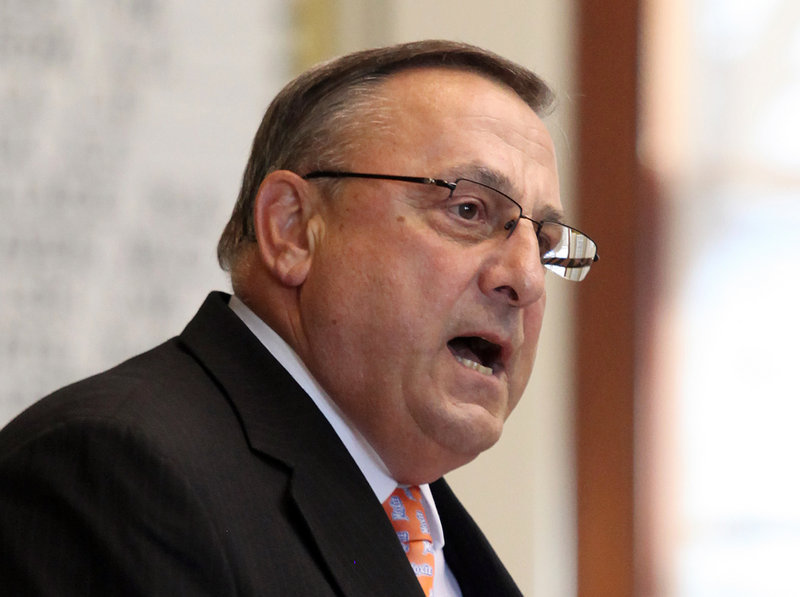 Gov. Paul LePage's refusal to meet with Democratic legislative leaders until he is no longer being followed by a tracker has brought attention to the practice employed by Republicans and Democrats and political action committees.