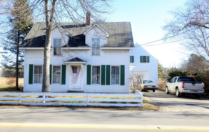 Zachary Wells and Prescott Wright were last seen at a small gathering of friends last Wednesday night at this house at 5 Mills Road in Kennebunkport, where Wells lives with roommates.