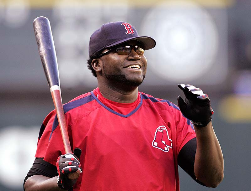 David Ortiz returns to the Red Sox Saturday as the DH against the Kansas City Royals at Fenway Park.