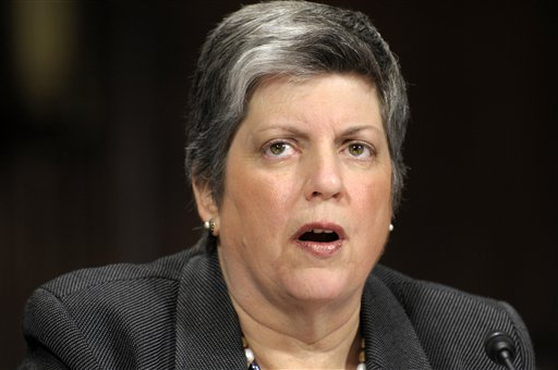 Janet Napolitano has led the U.S. Homeland Security Department since the beginning of the Obama administration, just the third person to hold the post.