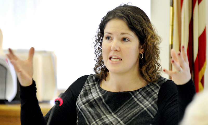 State Sen. Emily Cain, a Democrat from Orono, had already declared her candidacy for Maine's 2nd District seat, which will likely be vacated by U.S. Rep. Mike Michaud.