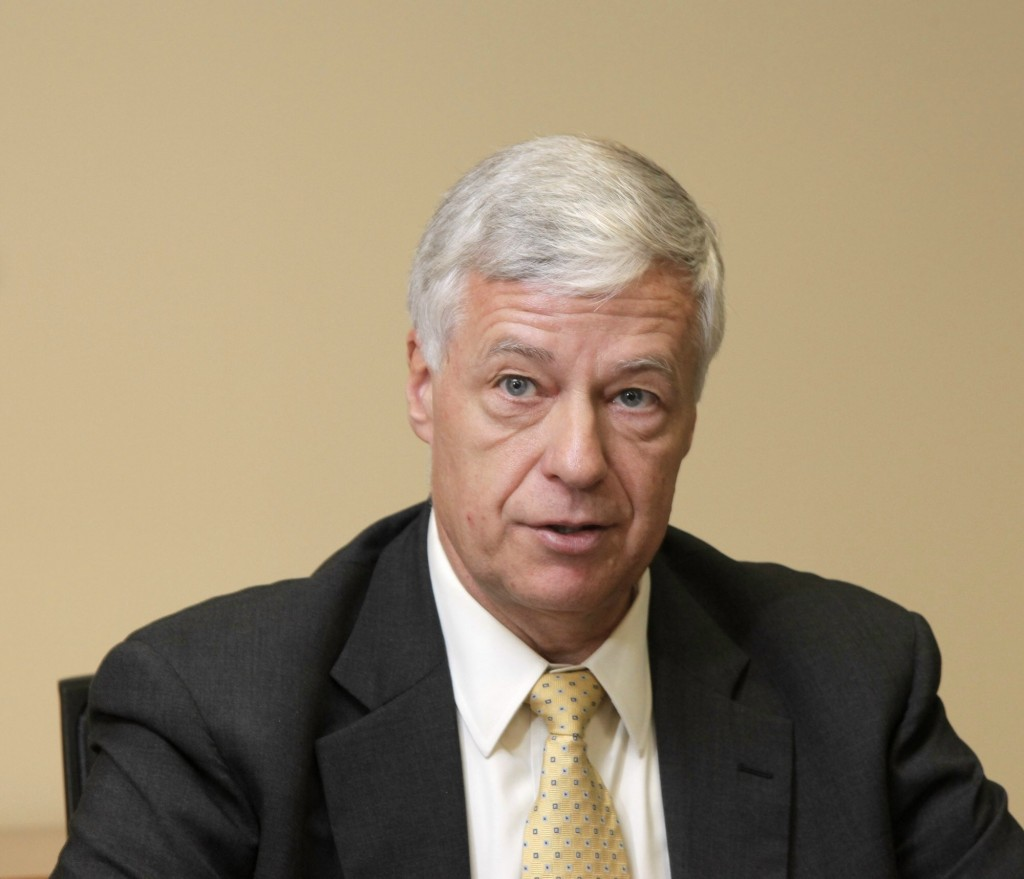 Mike Michaud, D-Maine's 2nd District