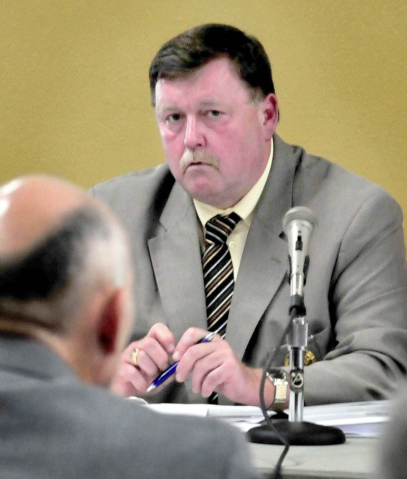 State Board of Corrections Chairman Mark Westrum