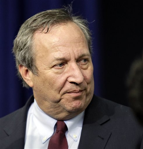 President Obama said Sunday he has accepted Lawrence Summers' decision to withdraw from consideration for the role of chairman of the Federal Reserve.