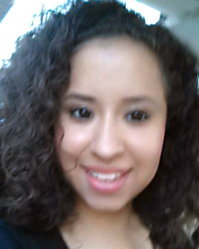 Ayvani Hope Perez was found alive Wednesday after a massive search by police. She was abducted during a robbery in Georgia Tuesday. (AP Photo/National Center for Missing & Exploited Children) no sales