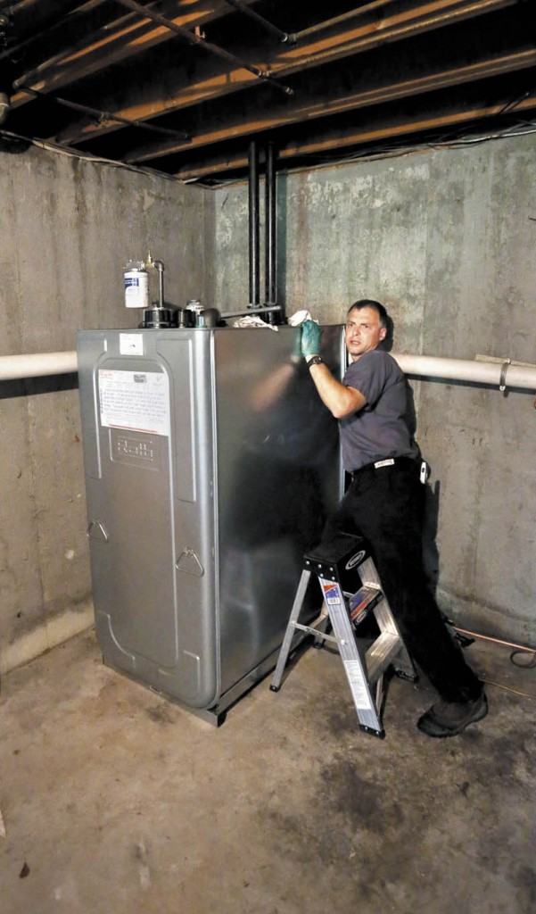 home heating oil leaks spills damaging and costly during