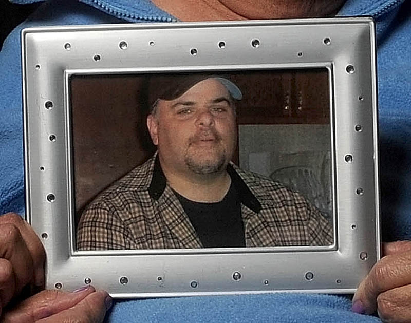 Christopher Nelson, 41, of Anson, was found dead on the side of the road in Anson by his mother and sister, after disappearing on Sept. 11.