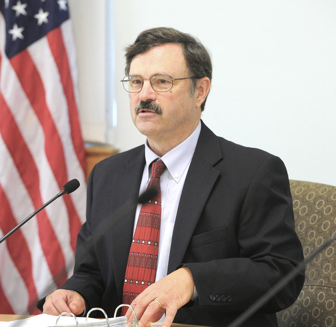 Thomas Welch, chairman of the Maine Public Utilities Commission, had been Nestle Waters' attorney until his appointment to the PUC in March 2011.