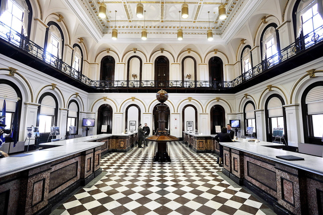 Portland's Custom House will be open for two tours in November.