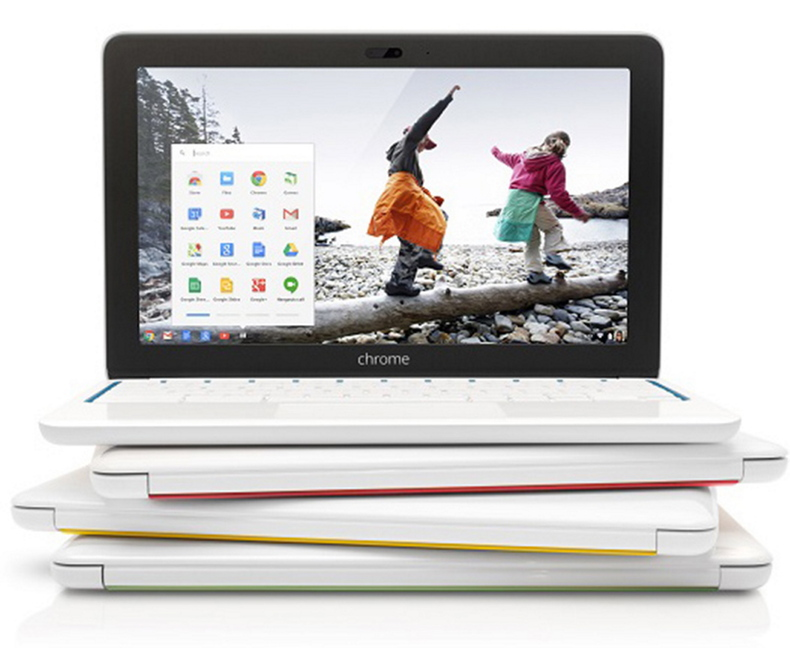 The Chromebook 11 uses the same microUSB charger common in those mobile devices.