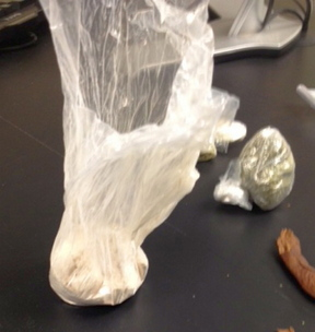 Confiscated: State police confiscated 53 grams of heroin, 10 grams of crack cocaine, about $1,400 in cash and a small amount of marijuana from a couple arrested on Interstate 95 in Benton on Friday.