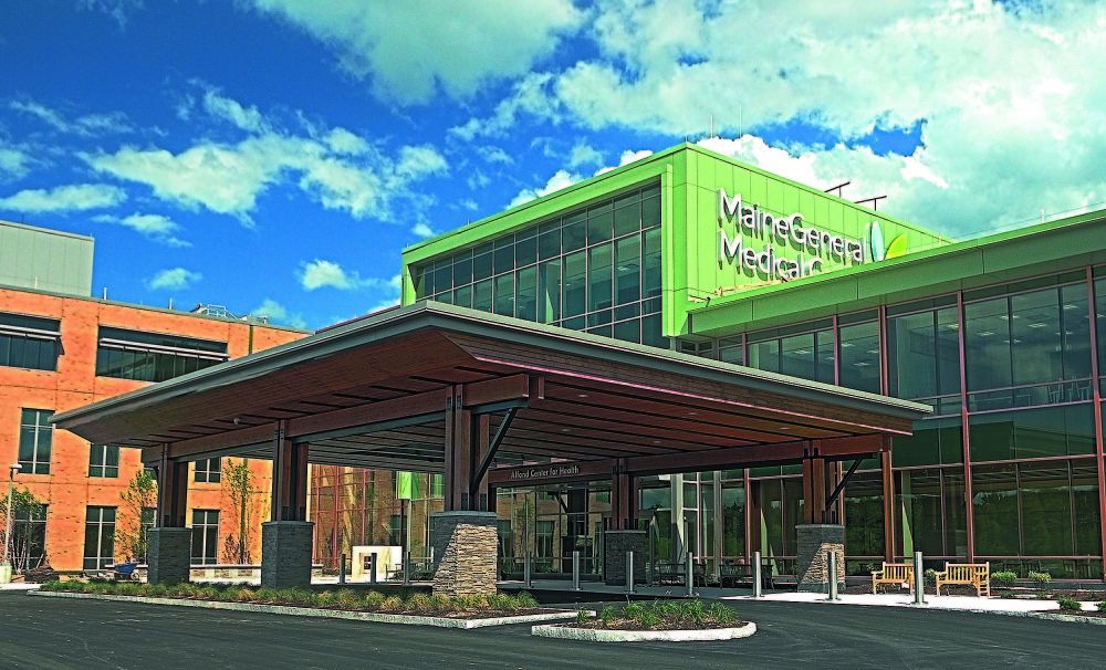 Full: The new MaineGeneral Medical Center opened on Nov. 9 and is already running short of beds on some days.
