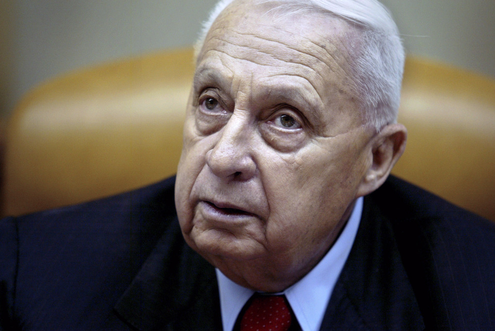 Former Israeli Prime Minister Ariel Sharon suffered a downturn in his health last week with a decline in key bodily organs.