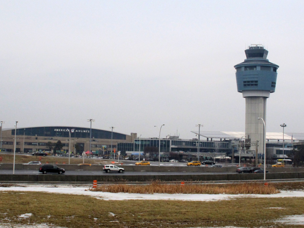 Dark, dingy, cramped and sad are some of the ways travelers describe New York's LaGuardia Airport, a bustling hub often ranked in customer satisfaction surveys as the worst in America.