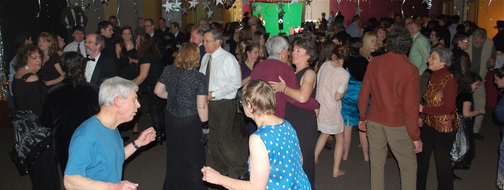 HEATING UP: Last year's edition of the dance raised $16,000.