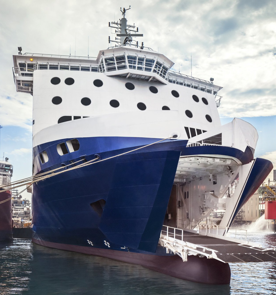 The Nova Star ferry is expected to operate between Portland and Nova Scotia from May 1 to Oct. 31.