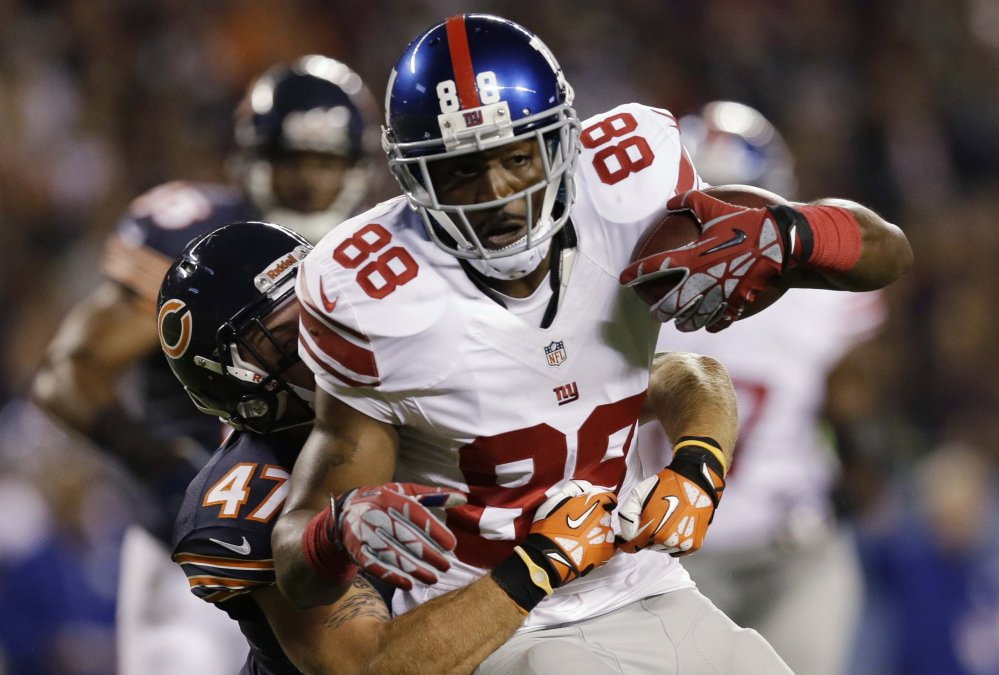 Wide receiver Hakeem Nicks will be joining the Colts next season after spending five years with the New York Giants.