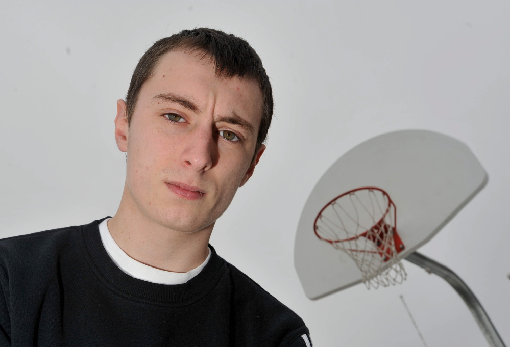 Player of the Year: Trevor Lovely, Winslow High School School basketball player.