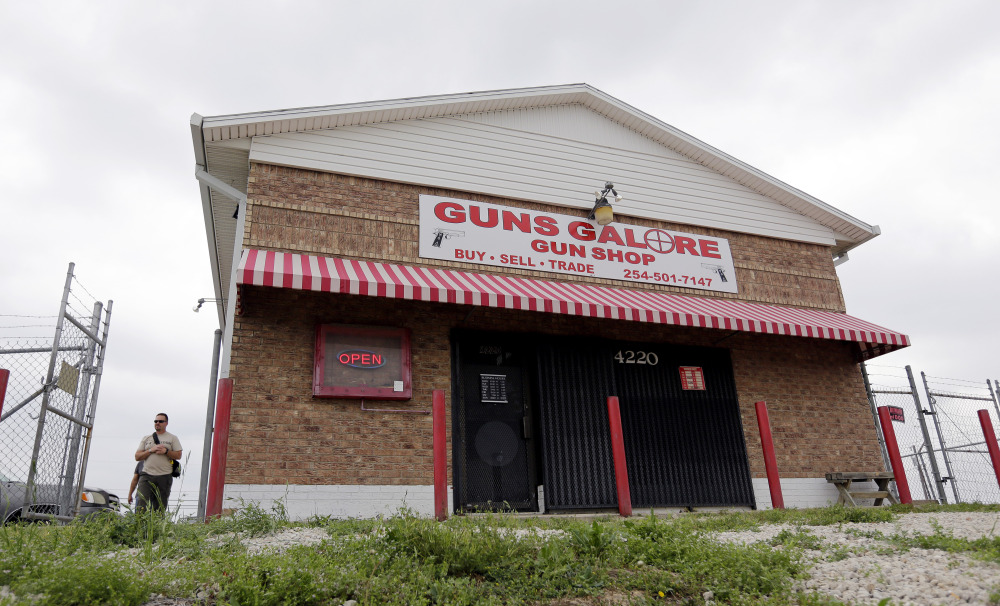 According to Lt. Gen. Mark Milley, Ivan Lopez, the shooter, purchased his weapon recently at Guns Galore in Killeen, Texas.