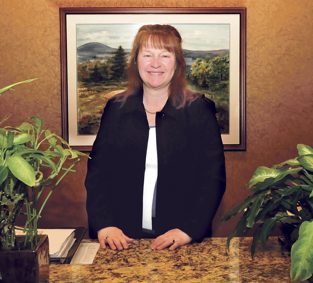 PROFESSIONAL: Darlene Ratte, assistant general manager at Best Western in Waterville, has received the Outstanding Professional Award from the Mid-Maine Chamber of Commerce.