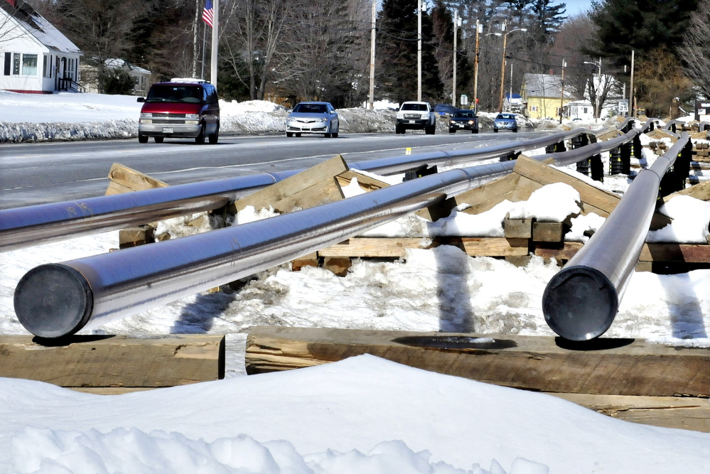 LITIGATION: In the last four months, contractors and subcontractors working on the pipeline in central Maine have filed two separate lawsuits in federal court.