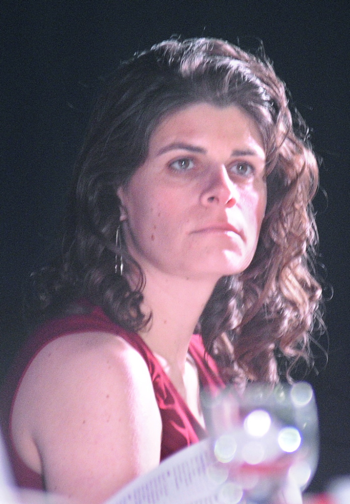 Hall of Famer: Waterville native Abigail Spector was inducted Sunday into the Maine Sports Hall of Fame in Augusta. The seven-time Maine Amateur champ was recognized for her golf career.