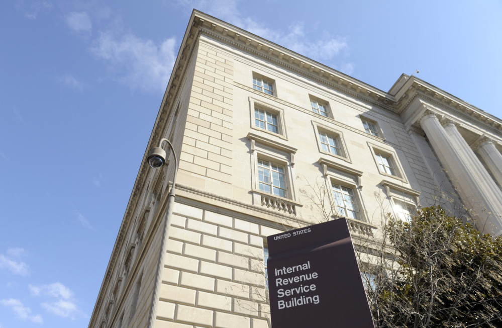 2013 Associated Press File Photo As the United States attempts to punish Russia for its actions in Ukraine, the Treasury Department is deploying an economic weapon that could prove costly: the Internal Revenue Service.
