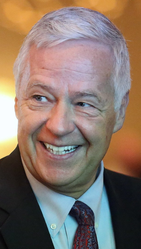 U.S. Rep. Mike Michaud, the Democratic candidate for governor in November, will be a grand marshal of the Portland Pride Parade