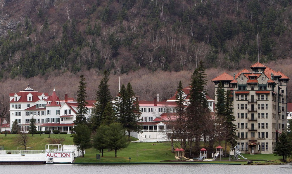 Les Otten said he plans to expand skiing available at the Balsams Grand Resort Hotel in Dixville Notch, N.H.