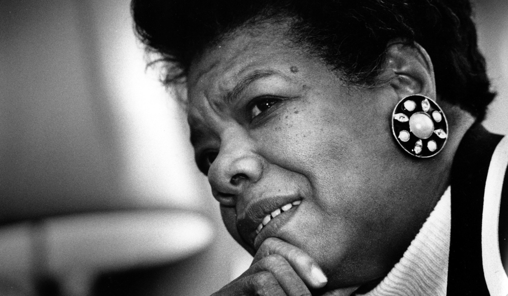 "The most celebrated work of Maya Angelou, shown in 1992, was the story she told about herself in ""I Know Why the Caged Bird Sings."""