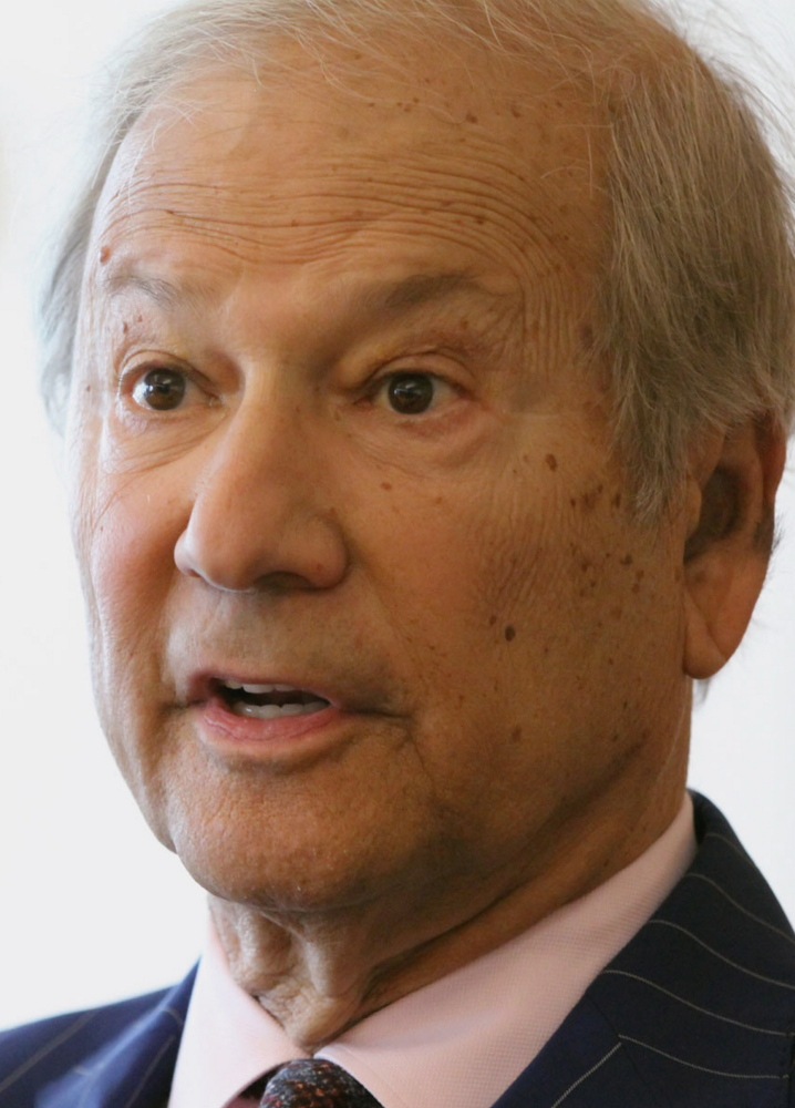 Lewis Katz, a co-owner of the Philadelphia Inquirer who built his fortune in New York parking lots, billboards and cable TV, and went on to buy the NBA's New Jersey Nets and NHL's New Jersey Devils, died in a weekend plane crash. He was 72.