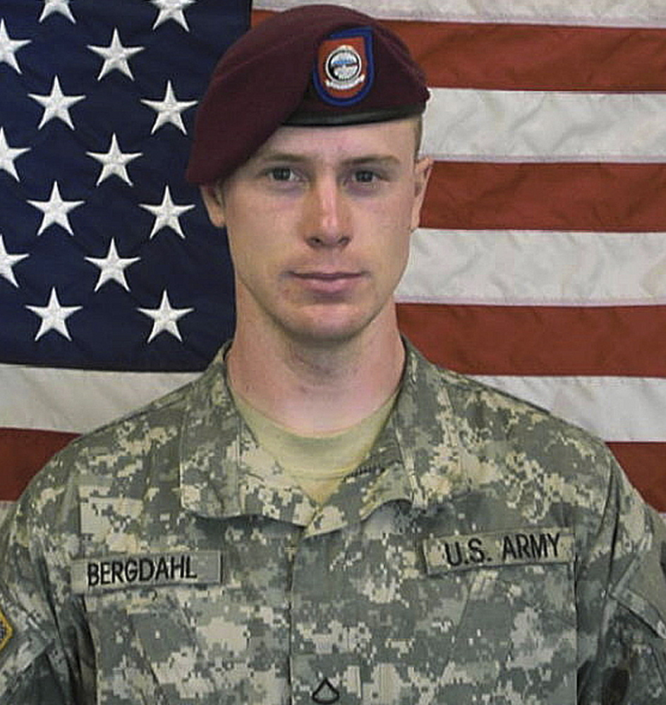 Army Sgt. Bowe Bergdahl, the only American soldier held prisoner in Afghanistan, was freed Saturday as part of a negotiation that included the release of five Afghan detainees held in U.S. custody.