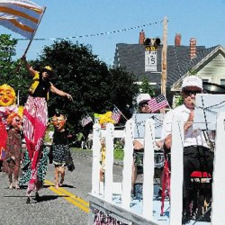 Richmond Days, set for July 25 and 26, features a parade and fireworks.