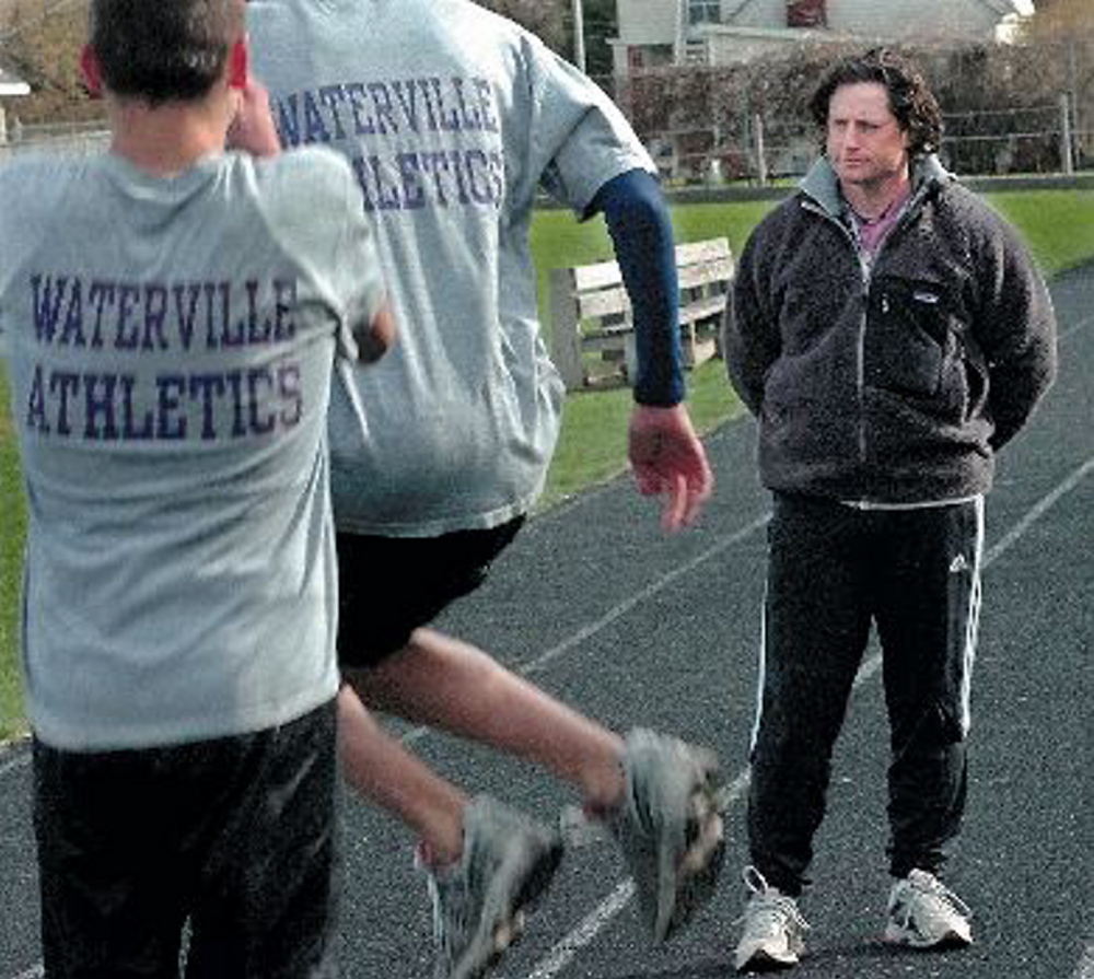 Longtime Waterville girls soccer and track and field coach Ian Wilson is leaving to take a position with Colby College.