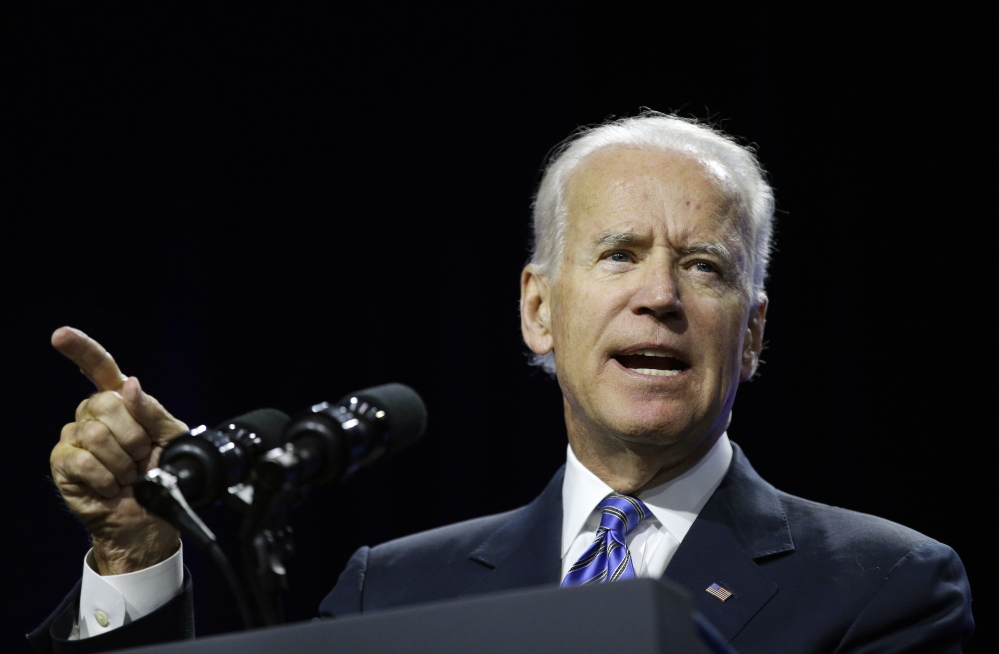 "Vice President Joe Biden: ""This is what industry should do across the board."""