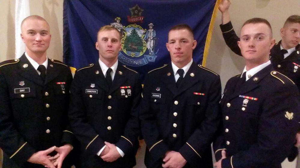 Maine soliders complete Advanced Individual Training ...