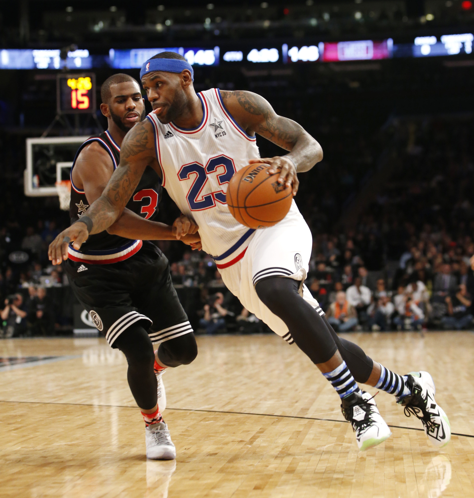 LeBron, Cavaliers Chasing After All-Star Break