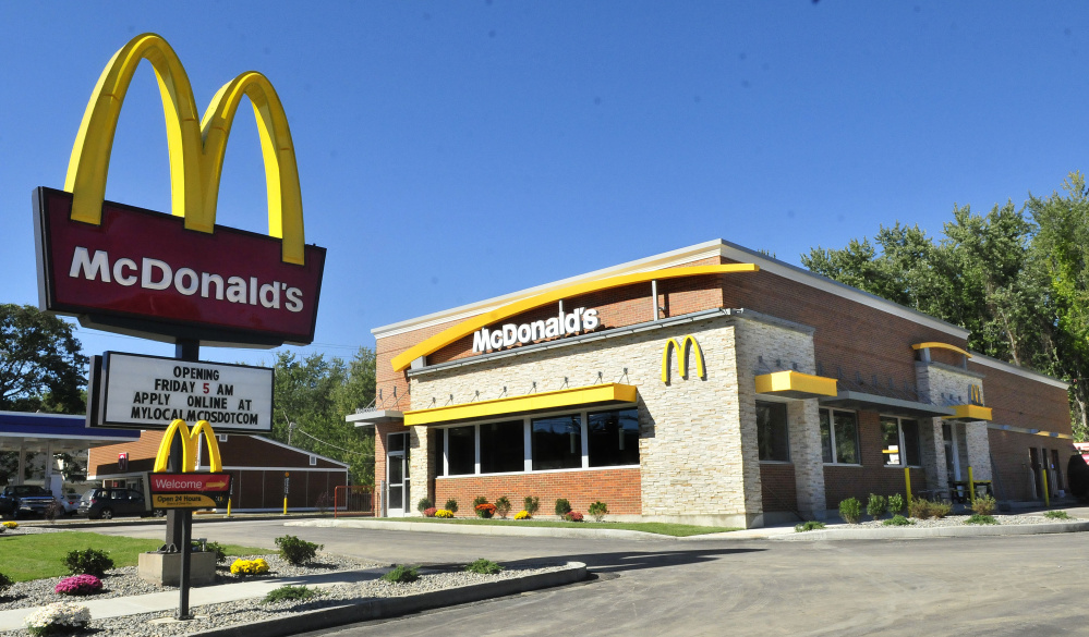 case 2 mcdonald seniors restaurent case Mcdonald's and restaurant industry officials say the teenagers' lawsuit is the first to find its way into a courtroom  the company's lawyers argued yesterday that the case did not even warrant.