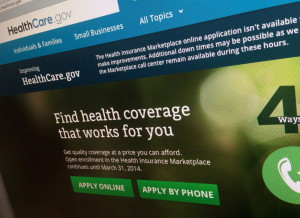 Nearly 80,000 people in Maine signed up for health insurance under the Affordable Care Act from Nov. 1 through Jan. 16, an increase of 20 percent from last year.