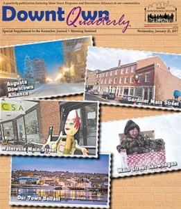 Downtown Quarterly Winter 2017