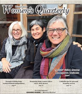 Women's Quarterly Winter 2017