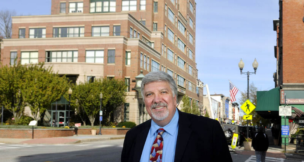 Steve Pecukonis, who started as downtown manager in Augusta in Oct. 2013, recently left the position.