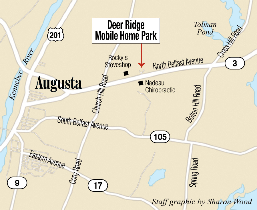 The Deer Ridge Mobile Home Park In Augusta Was Purchased By Its Residents This Year Staff Photo Joe Phelan