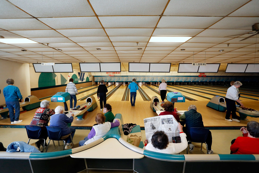 For Candlepin Bowling In Westbrook A Third Alley Could Be The Charm